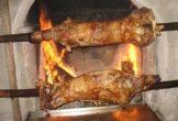 Kuzu Çevirme (Sırık Kebabı)