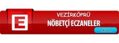 vezirkopru nobetci eczane