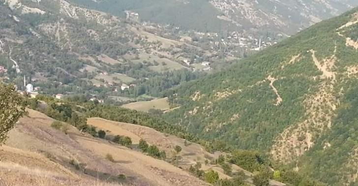 Vezirköprü Alanşeyhi Köyü