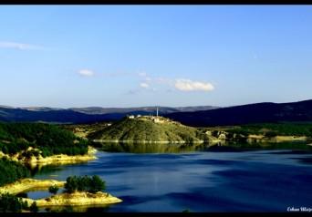 Vezirköprü Altınkaya Barajından Kareler