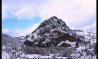 Vezirköprü'den Kar Manzaraları