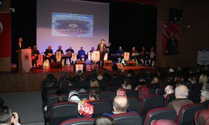 """VEZİRKÖPRÜ'DE """"SOLİSTLER GEÇİDİ"""" KONSERİ"""