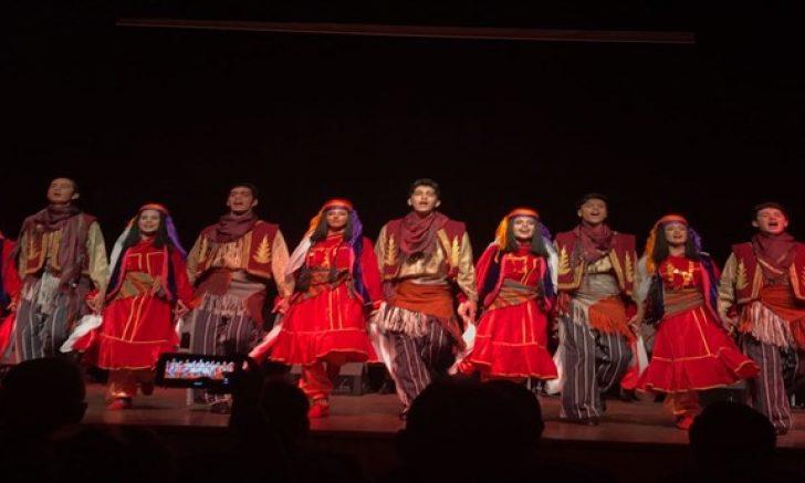Halk Dansları Topluluğu, Vezirköprü de